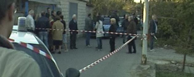 TG 161011 Omicidio a Nocera Inferiore per un litigio sui confini