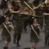 Bersaglieri a Salerno, la carica dei 20.000