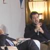 Applausi e fischi a Salerno per Salvini che annuncia la Lega del Sud