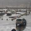 Provincia di Salerno nella morsa del maltempo. Smottamenti e fiumi esondati