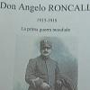 Gli studenti salernitani e la figura di Angelo Roncalli soldato nella prima guerra mondiale