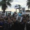Presidio degli studenti e dei genitori del Focaccia alla Provincia di Salerno per la manutenzione dei tre plessi