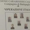 Centinaia di uomini per l'Operazione Italo