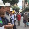 Flash Mob degli operai Pisano al Tribunale di Salerno. Lunedì accoglieranno Moretti