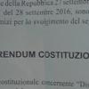 Il No alla riforma costituzionale stravince anche in Campania ed a Salerno