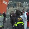 Nuovo sbarco di migranti al porto di Salerno