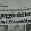 Forza Italia lancia il progetto della memoria chiedendo verità sulla tangentopoli salernitana