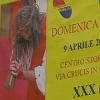 Domenica di via Crucis nel centro storico di Salerno