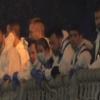 Migranti, sbarco notturno con parto nel porto di Salerno