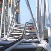 Salerno, tre gru per le full container per la Sct al porto