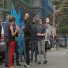 Anche a Salerno i lavoratori della Provincia in piazza