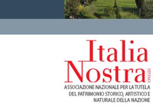 Il simbolo di Italia Nostra