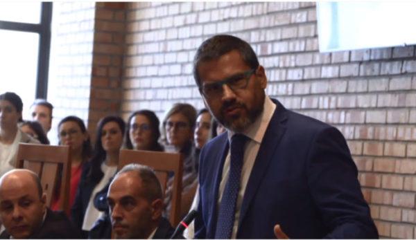 Aurelio Tommasetti Rettore UNISA