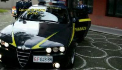 Sequestro Negozio di Elettrodomestici a Salerno