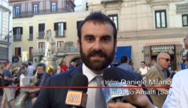 Daniele Milano Amalfi