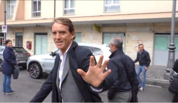 Mancini a Salerno