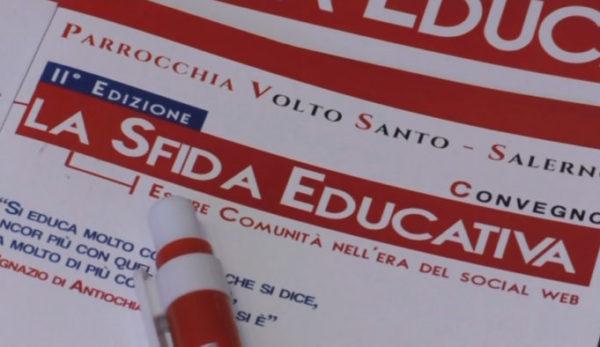 la sfida educativa