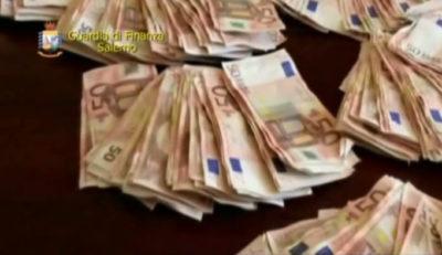 sequestri soldi