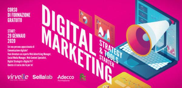 Corso Digital Marketing Salerno